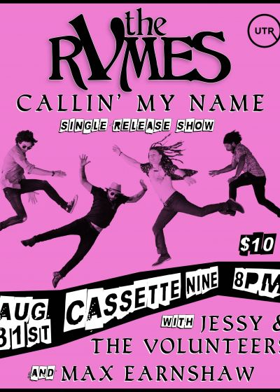 The Rvmes Single Release w/ Max Earnshaw and Jessy And The Volunteers