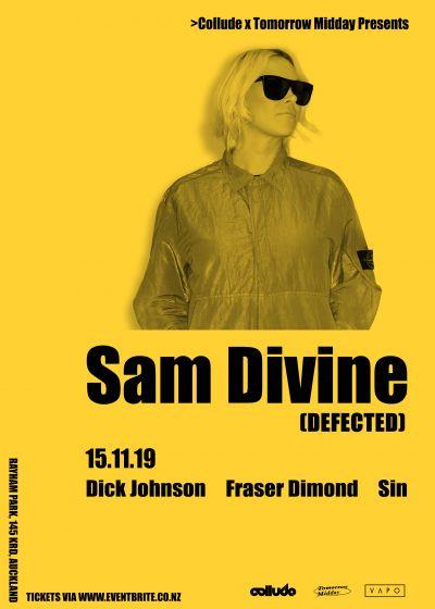 Sam Divine (UK)
