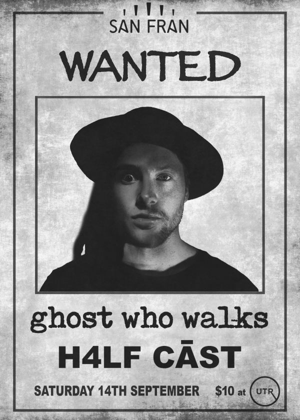 Ghost Who Walks and H4lf CĀst