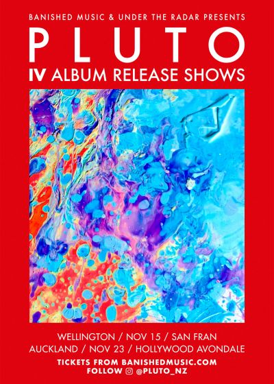 Pluto IV Release Show