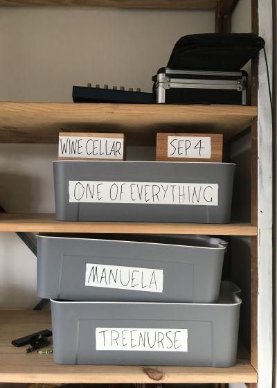 One of Everything, Manuela, Treenurse
