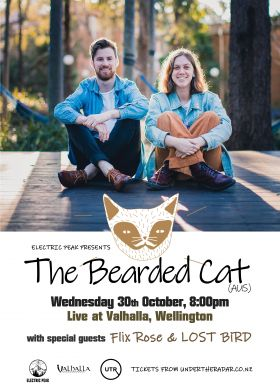 The Bearded Cat