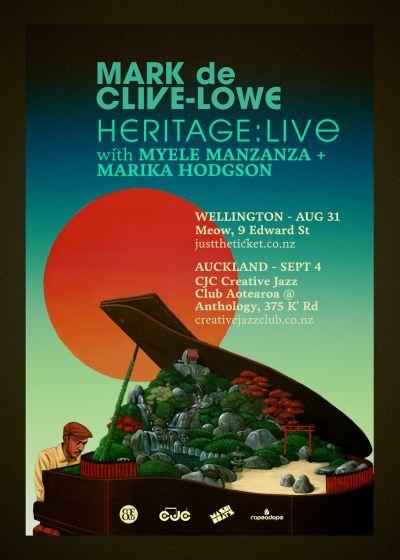 Mark De Clive-Lowe - Heritage:Live
