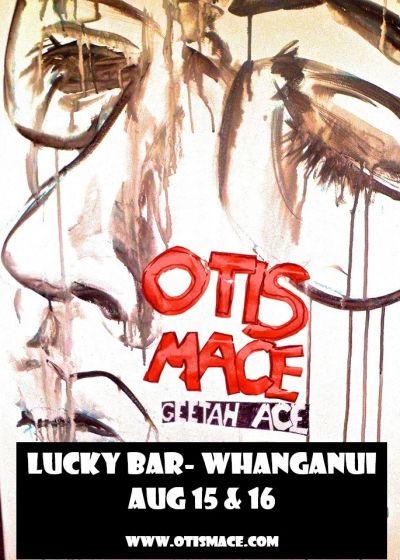 Otis Mace, Geetah Ace