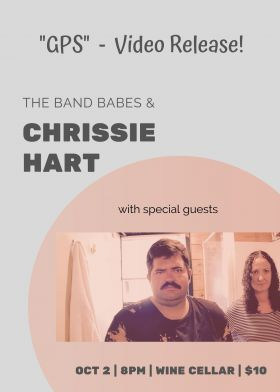 Chrissie Hart - GPS Video Release