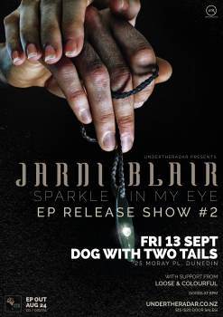 Jarni Blair - 'Sparkle In My Eye' EP Release Show 2