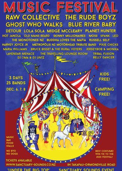 Sanctuary Sounds Music Festival