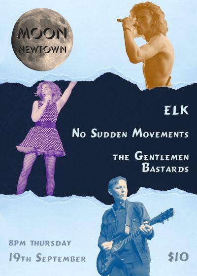 ELK, No Sudden Movements, and the Gentlemen Bastards