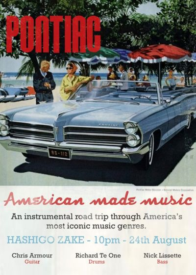 Pontiac - Surf, Rock & Soul