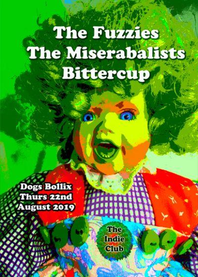 Fuzzies - Miserabalists - Bittercup
