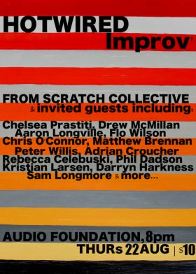 Hotwired Improv - From Scratch Collective
