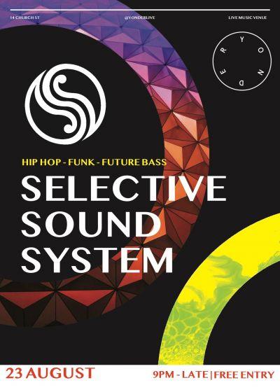 Selective Sound System