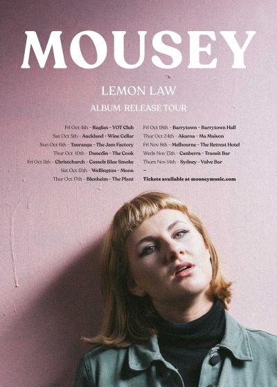 Mousey - Lemon Law Album Release