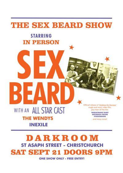 Sex Beard