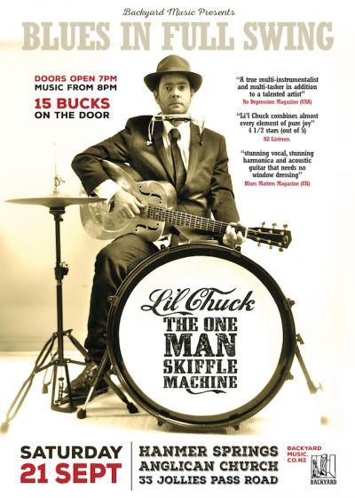 Li'l Chuck