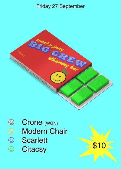 Crone , Modern Chair, Scarlett, Citacsy
