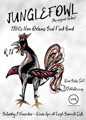 Junglefowl (The Original Chicken)
