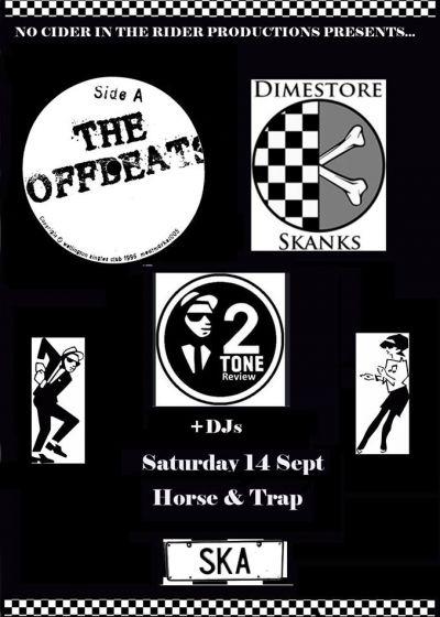 The Offbeats, Dimestore Skanks