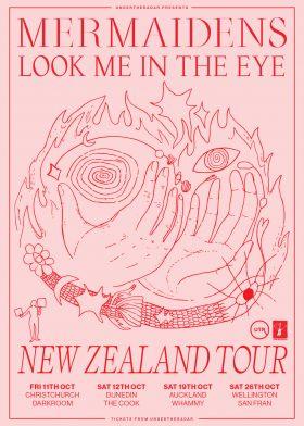 Mermaidens 'Look Me In The Eye' Album Release Tour
