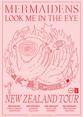 Mermaidens 'Look Me In The Eye' Album Release Tour