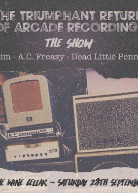 The Triumphant Return Of Arcade Recordings - The Show