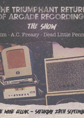 The Triumphant Return Of Arcade Recordings - The Show