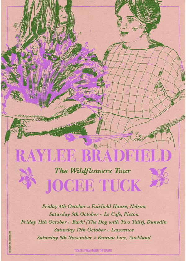 The Wildflowers Tour - Jocee Tuck and Raylee Bradfield