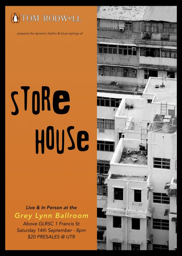 Tom Rodwell and Storehouse
