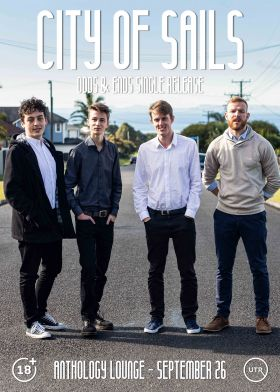 City Of Sails Single Release