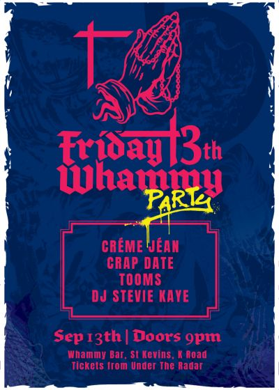 Friday The 13th Party