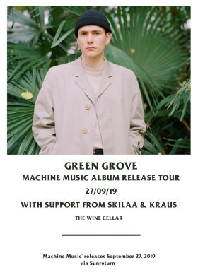 Green Grove - Machine Music Album Release