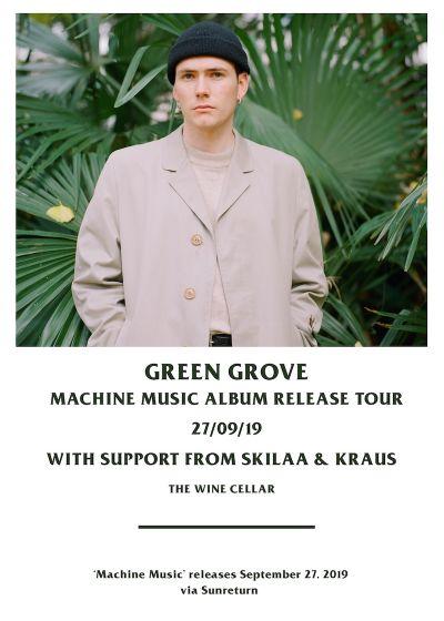 Green Grove - Machine Music Album Release