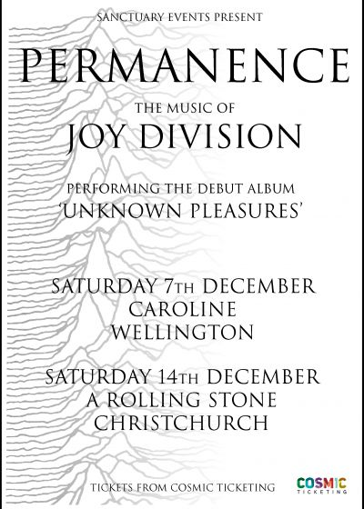 Permanence: The Music Of Joy Division