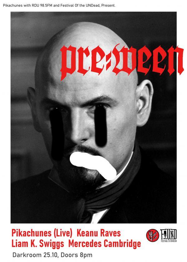 Pikachunes Presents 'pre-ween'