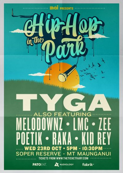 Hip Hop In The Park