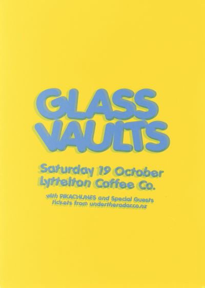 Glass Vaults w/ Pikachunes