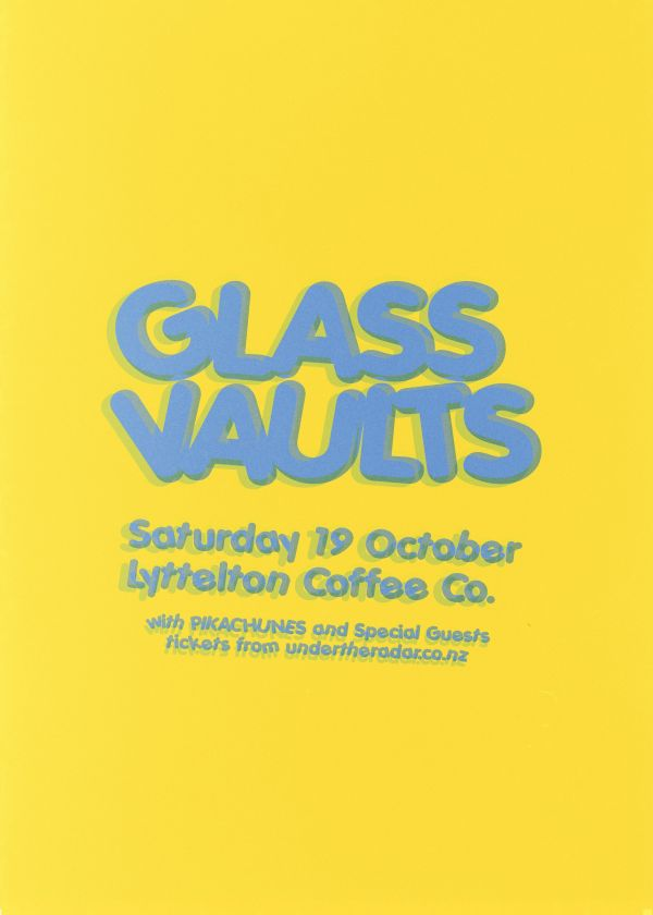 Glass Vaults w/ Pikachunes