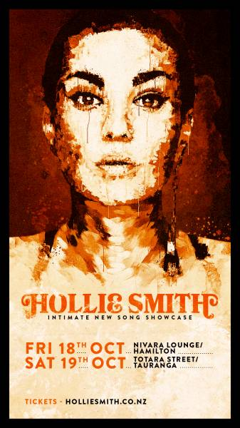 Hollie Smith - Intimate New Song Showcase