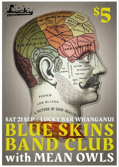 Blue Skins Band Club, Mean Owls