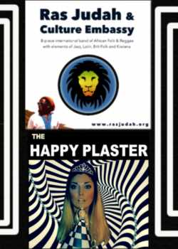 Rus Judah Culture Embassy and The Happy Plaster