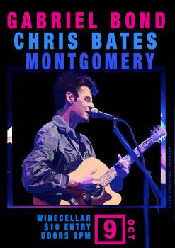 Gabriel Bond - Chris Bates - Montgomery