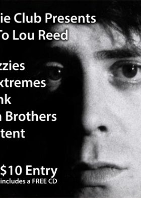 Salute To Lou Reed