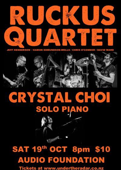 Ruckus Quartet, Crystal Choi