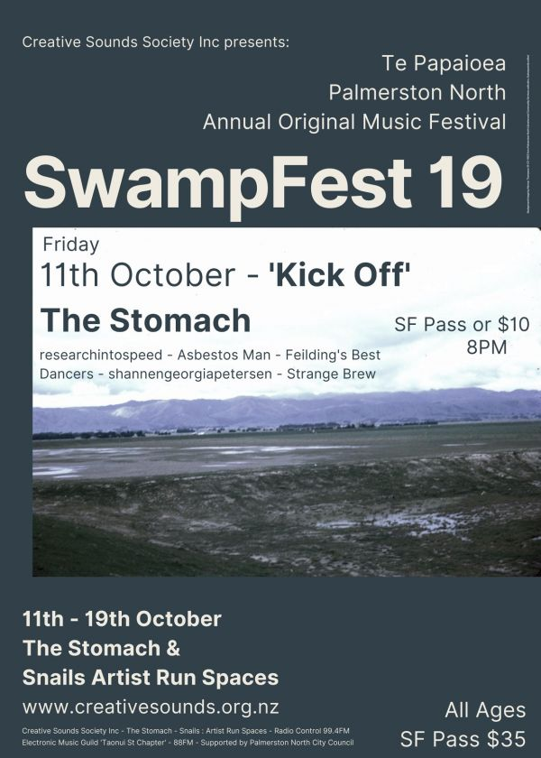 Swampfest19 - 'Kick Off'