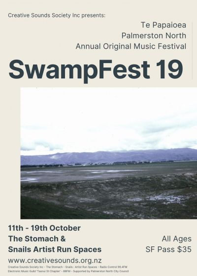 Swampfest19 - 'Home Time'