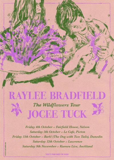 Raylee Bradfield and Jocee Tuck