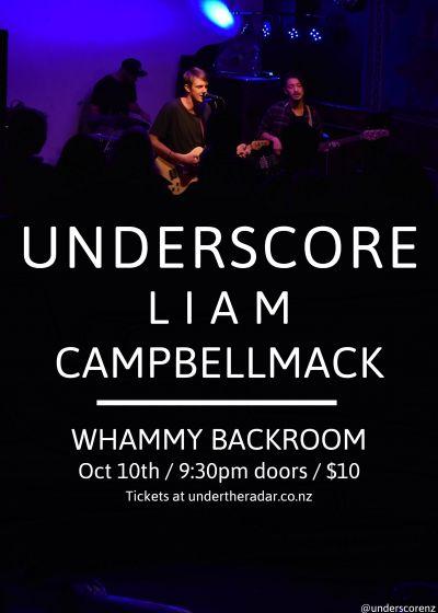 Underscore // Liam // Campbellmack