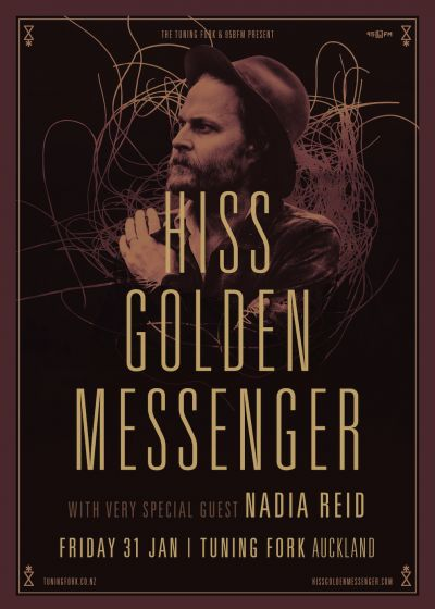 Hiss Golden Messenger - CANCELLED