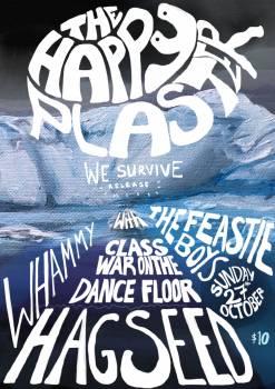 The Happy Plaster 'We Survive' Celebration Of Hope!