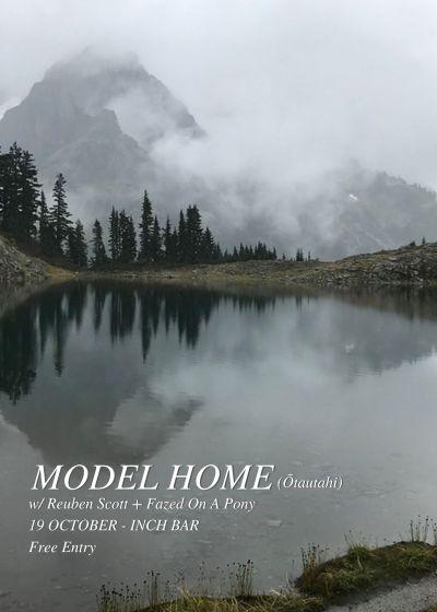 Model Home, Fazed On A Pony, Reuben Scott
